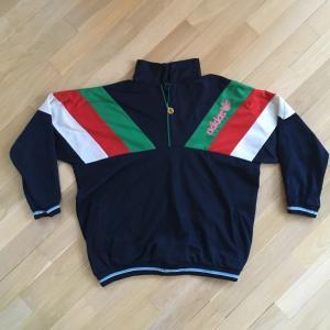 Олимпийка из 90-ых   Adidas, Сеул, Ласточка, Чайка, Попугай