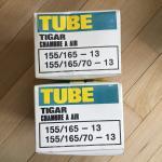 Камера для колеса 1987  времен СССР, 155/165/70-13, Югославия, новые, цена за обе