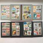 Альбом с марками    c 102 марками Кубы, Венгрии, Болгарии, Польши, ГДР
