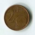 2 евро цента   Греция