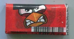 Жевательная резинка 2016 К-Артель Angry Birds