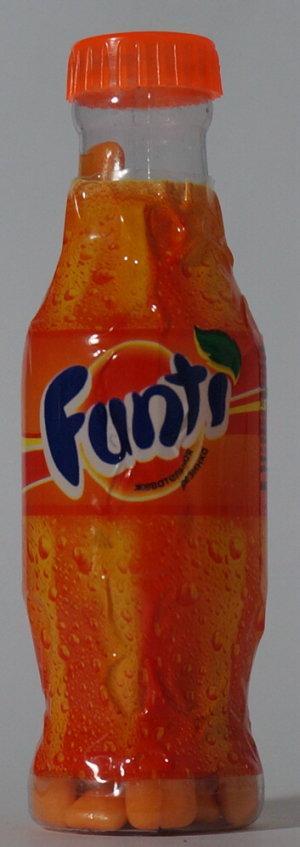 Жевательная резинка 2016  Funti