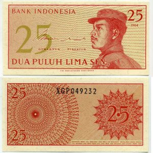 25 сен 1964  Индонезия