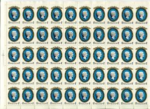 Лист 1983  Русский художник Ф. П. Толстой (1783-1873)
