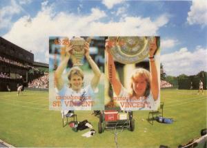Блок 1988  Теннисисты