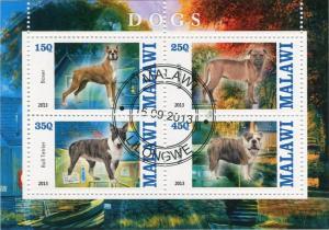 Блок 2013  Собаки Малави