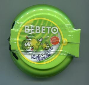 Жевательная резинка 2014  Bebeto яблоко