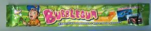 Жевательная резинка   Bubblegum с наклейками