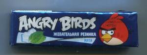 Жевательная резинка 2014  Angry Birds