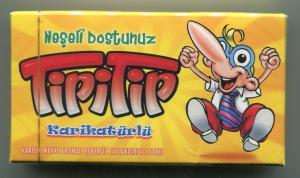 Жевательная резинка 2019  TipiTip Турция