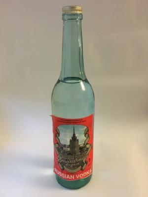 Алкоголь   Столичная водка, Казанский ЛВЗ, 03-05-87, 40