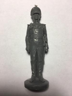 Игрушка   Солдатик, гусар, офицер