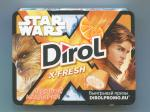 Жевательная резинка 2018  Dirol X-Fresh Ледяной мандарин