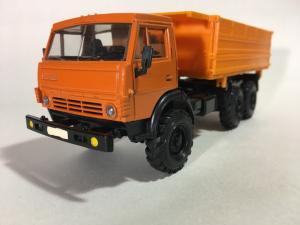Модель  АРЕК КАМАЗ 4310 Сельскохозяйственный самосвал