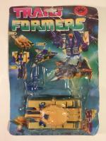 Игрушка 1993 Hasbro Трансформер Десептикон Blitzwing