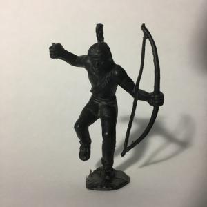 Игрушка  ДЗИ Солдатик, Индеец