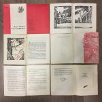 Альбом-выставка  Малыш Пионеры Герои,22 портрета,22 книги,папка,выпуск2