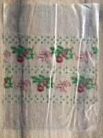 Пакет от новогоднего подарка 1993  Татарстан, Казань, ДК Химиков, упаковка