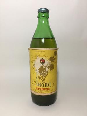 Алкоголь   Вино Анапа крепкое, Дагвино
