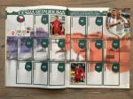 Альбом для наклеек 2018 Panini Road to FIFA World Cup Russia, 96 наклеек