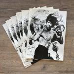 Фотография  1976  Bruce Lee Брюс Ли. 1989-1990 года, 23,7 х 18 см