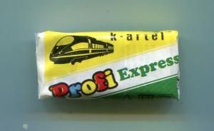 Жевательная резинка 2019 К-Артель Profi Express