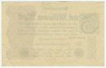 Банкнота иностранная 1923  Германия, 2 млн. марок