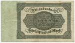 Банкнота иностранная 1922  Германия, 50 000 марок
