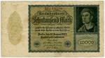 10000 марок 1922  Германия