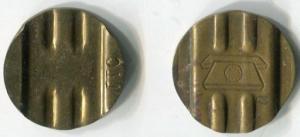 Телефонный жетон   ГТС