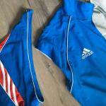 Олимпийка из 90-ых   Adidas Russian Olympic со съемными рукавами