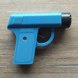 Игрушка   Оружие, пистолет с лампочкой на батарейках новый
