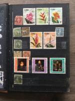 Альбом   c 630 марками Швеции, Канада, Мексика, ГДР, Куба