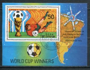 Блок 1978  World cup winners