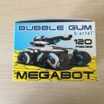 Жевательная резинка 2019 К-Артель Блок, MegaBot, 120 жвачек