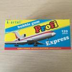 Блок жевательной резинки 2020 К-Артель Profi Express, 120 жвачек, полный, не вскрытый