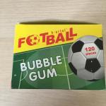 Жевательная резинка 2019 К-Артель Блок, Football, 120 жвачек